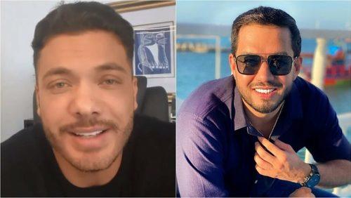 Wesley Safadão defende amigo pastor após vídeo com criança