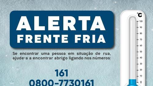 Secretaria da Assistência Social de Ribeirão Preto prepara atendimento emergencial para pessoas em situação de rua nos próximos dias