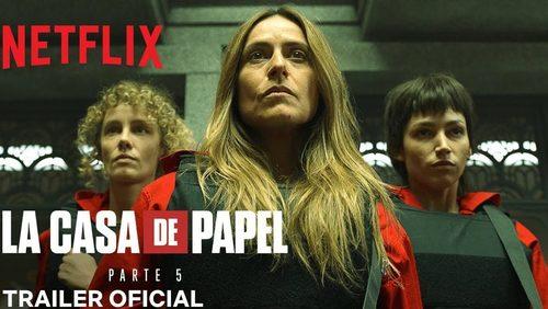 #ClubedaPipoca: Útima temporada de 'La Casa de Papel' ganha novo vídeo