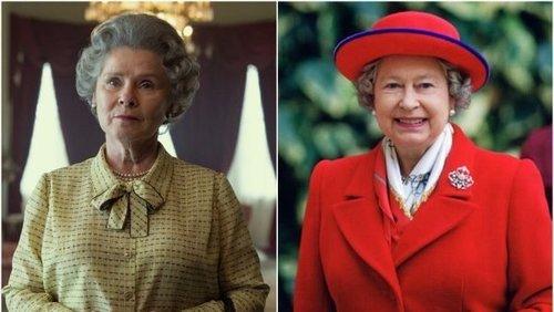 #ClubedaPipoca: Imelda Staunton aparece em primeira imagem como Elizabeth II em The Crown