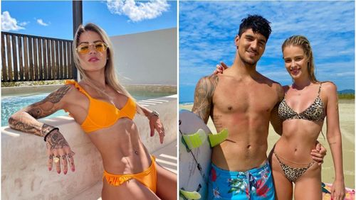 Entenda a treta entre Letícia Bufoni, Gabriel Medina e Yasmin Brunet nas redes sociais