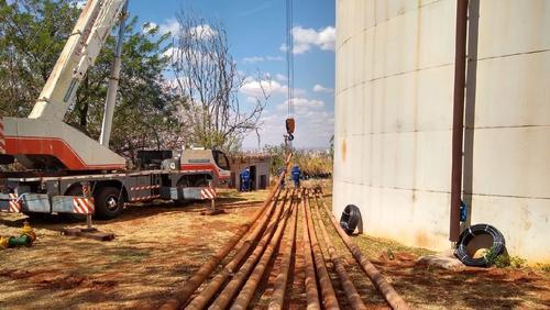Troca de bomba aumenta a oferta de água para a região do Monte Alegre