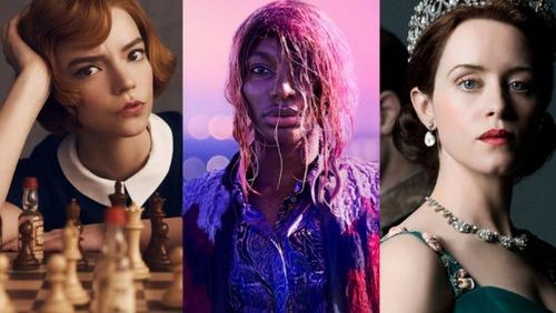 #ClubedaPipoca: Onde assistir ás principais séries premiadas no Emmy 2021