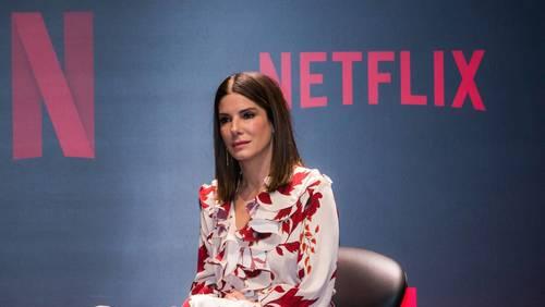 #ClubedaPipoca: Sandra Bullock é destaque em primeira imagem de drama da Netflix