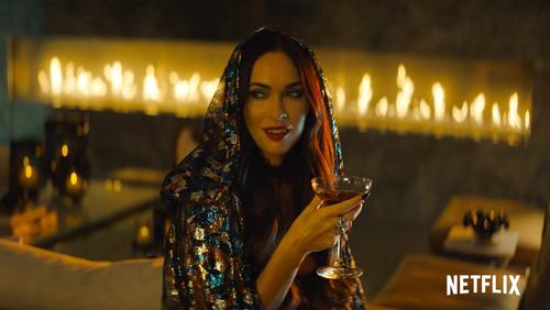 """#ClubedaPipoca: Megan Fox é vampira em filme da Netflix """"As Passageiras"""""""