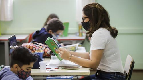 Estado de São Paulo anuncia retomada obrigatória às aulas presenciais a partir de 18 de outubro