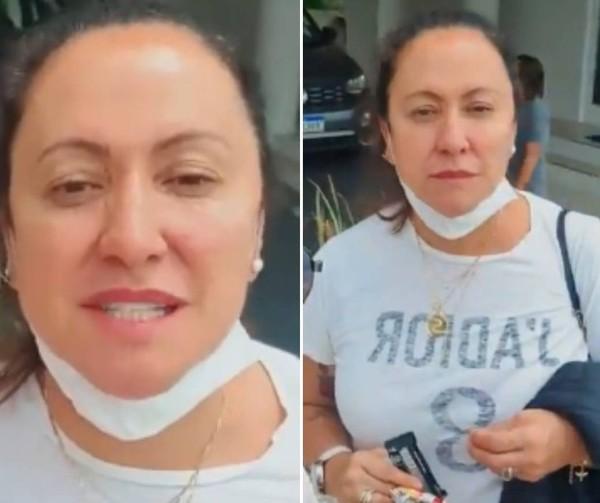 Mãe de Gabriel Medina desabafa em meio a polêmica familiar