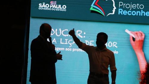 SP lança campanha para alunos se inscreverem nas 2 mil escolas de tempo integral