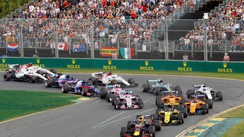 Fórmula 1 anuncia temporada 2022 com recorde de 23 corridas