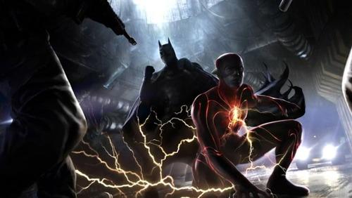 #ClubedaPipoca: Confira o primeiro teaser de 'The Flash' com a presença do Batman e Supergirl