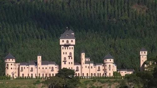 Castelo construído em MG por ex-deputado será leiloado com lance de R$ 30 milhões