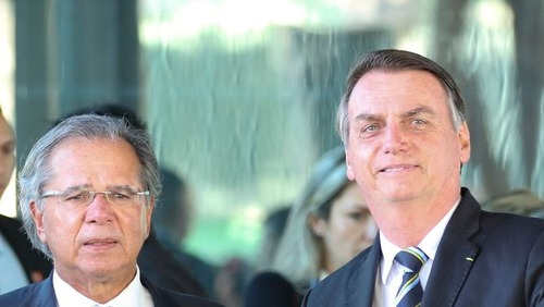 Jair Bolsonaro e Paulo Guedes prometem seguir respeitando regras fiscais