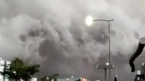 Moradores do Paraná ainda sofrem com prejuízos causados pelo temporal de sábado