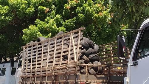 Mutirão retira mais de 4,3 toneladas de possíveis criadouros do mosquito da dengue
