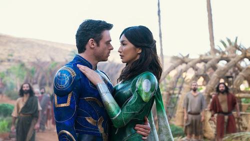 "#ClubedaPipoca: ""Eternos"" terá a primeira cena de sexo do Universo Cinematográfico Marvel"