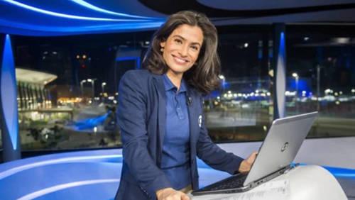 Renata Vasconcellos revela curiosidades sobre os bastidores do Jornal Nacional