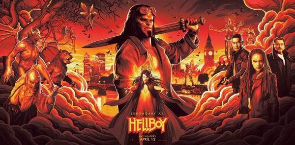 #ClubedaPipoca: Assista ao novo trailer de 'Hellboy'