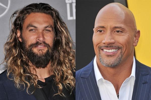 """#ClubedaPipoca: The Rock e Jason Momoa serão irmãos em novo filme de """"Velozes e Furiosos"""""""