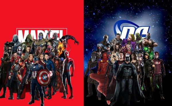 #ClubedaPipoca: Confira as datas de todos os filmes Marvel e Dc até 2022