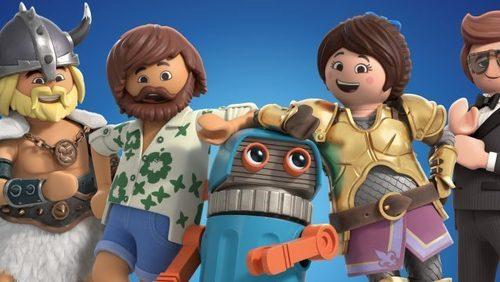#ClubedaPipoca: Confira o trailer da animação Playmobil – O filme