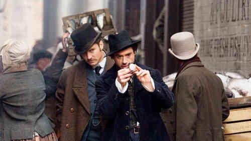#ClubedaPipoca: Sherlock Holmes 3 vem aí! E terá diretor de Rocketman