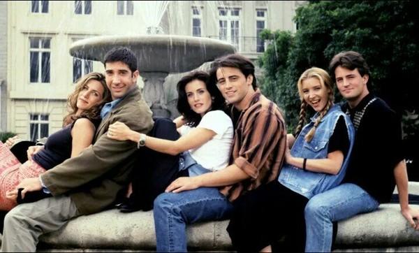 #ClubedaPipoca: Pra comemorar seus 25 anos, Friends vai ser exibido nos cinemas