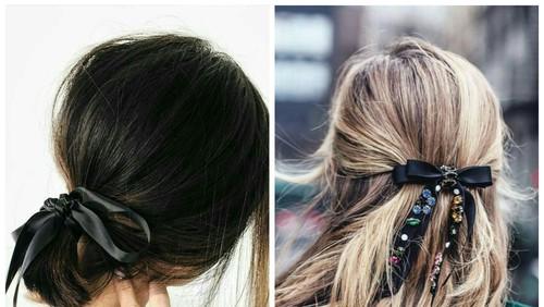 #SempreLindaMelody: Laços nos cabelos