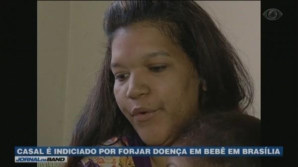 Casal é indiciado por forjar doença em filho de dois meses