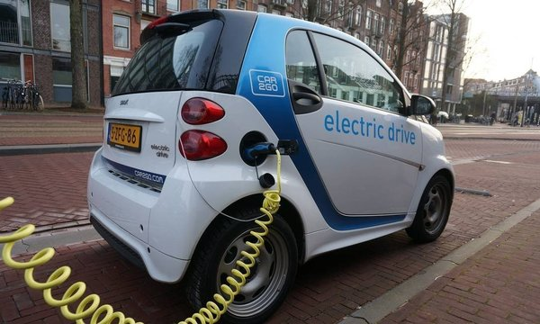 #SuperCarrosMelody: Aluguel de carro elétrico