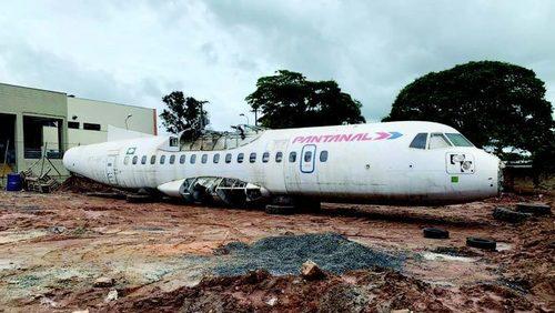 Monte Alto vai ter 'avião-restaurante'