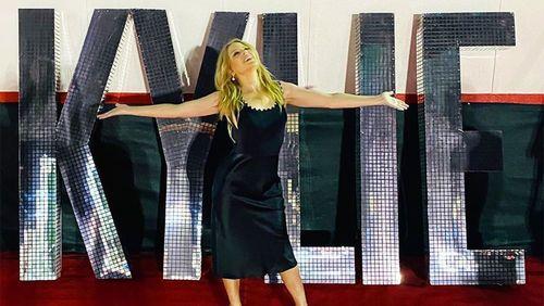 Kylie Minogue será headliner em festival que celebra presença da mulher na música