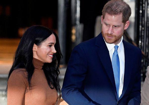 Rainha concorda que príncipe Harry e Meghan busquem vida mais independente