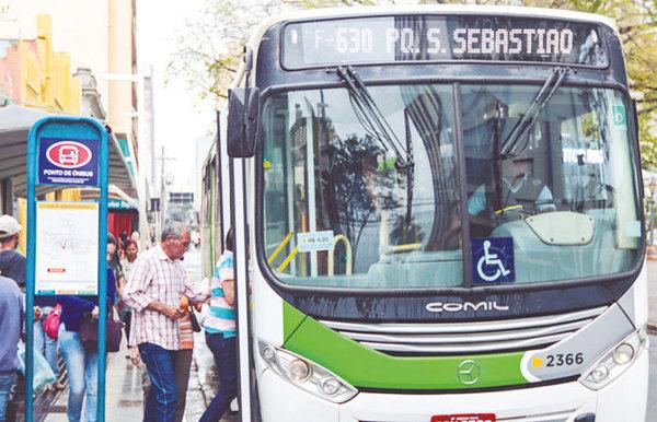STJ barra reajuste da tarifa de ônibus