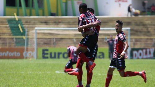 Botafogo elimina o Londrina nos pênaltis e avança na Copa São Paulo