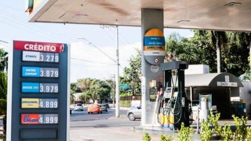 Etanol já custa R$ 3,27 nas bombas