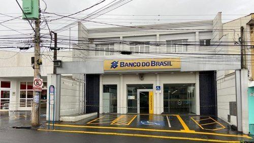 Criminosos deixam artefato explosivo em agência bancária na Vila Virgínia