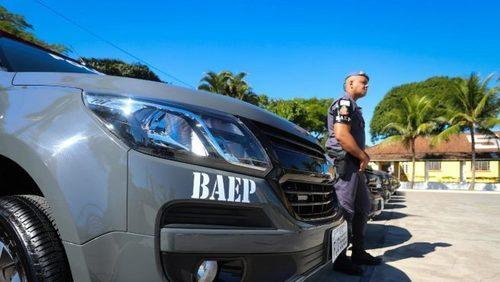 Homem morre após troca de tiros com policiais do Baep