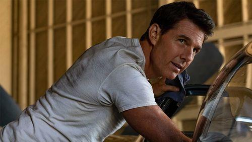 Tom Cruise dispensa dublê e faz cenas a bordo de caça em 'Top Gun: Maverick'