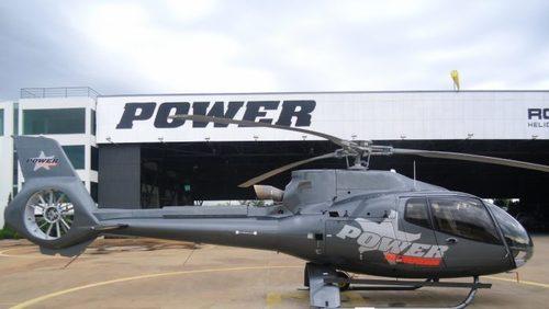 Helicóptero é pivô de processo entre pai de Neymar e empresa de RP