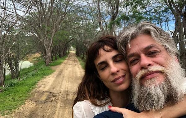 Fábio Assunção assume namoro com Maria Ribeiro