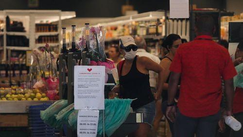 Consumidores reclamam da alta dos preços em supermercados