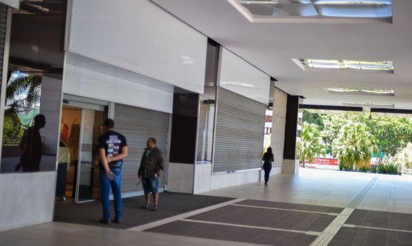Lojistas não pagarão aluguel enquanto shoppings estiverem fechados