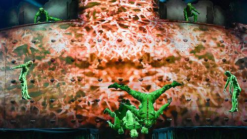 Cirque du Soleil pode decretar falência por causa da pandemia de coronavírus