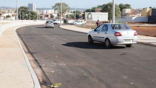 Coronel Fernando Ferreira Leite – Liberado trecho de avenida na Zona Sul