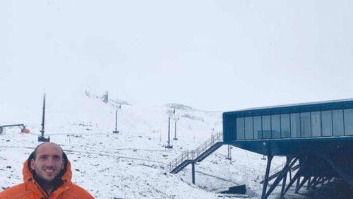 Ribeirão-pretano fala sobre aventura de trabalhar na Antártica