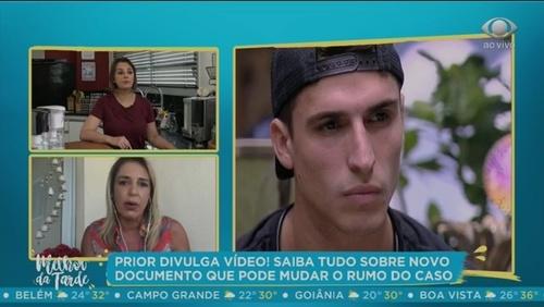 Globo proíbe participação de Felipe Prior em programas após denúncias