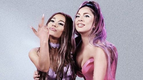 Lady Gaga lança parceria com Ariana Grande; assista ao clipe