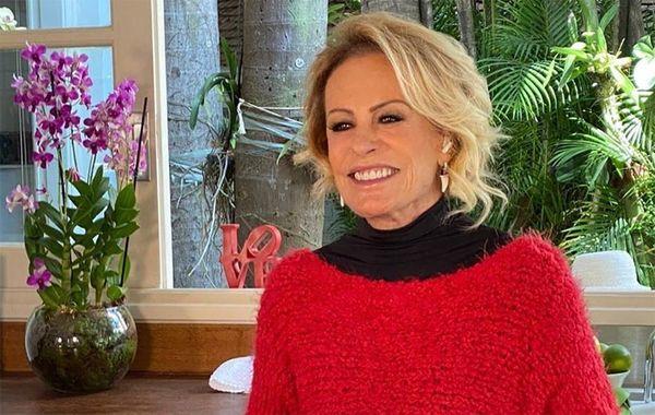 Boatos de que Ana Maria Braga pode trocar de emissora são falsos