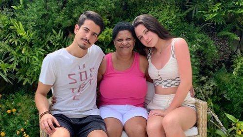 Claudia Raia desabafa após ser culpada pela morte de babá dos filhos