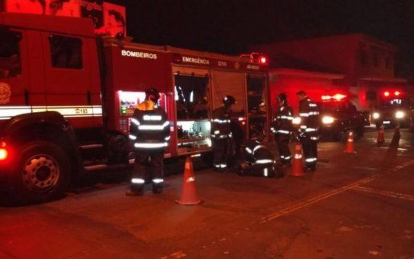 Mulher morre carbonizada após casa pegar fogo em Franca
